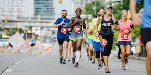 Charles Street 12 Training Run (2 of 4): Gilman School