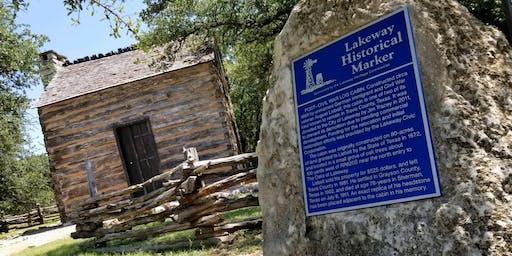Lakeway's Heritage Trail Tour