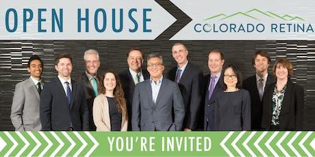 Colorado Retina - Englewood Open House tickets