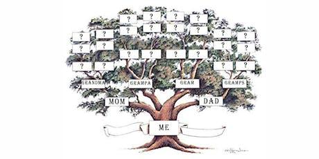 Chelsea Historical Society Family Tree Week tickets