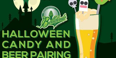 Bellefonte Halloween Candy and Beer Pairing 2pm