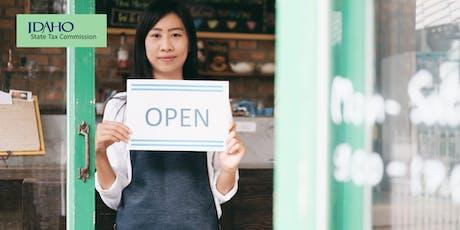 Business Basics class - Pocatello tickets