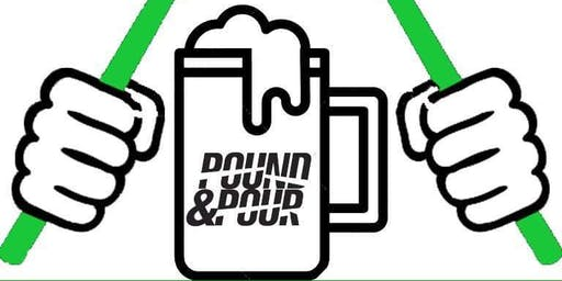 POUND AND POUR: BOTTOMS UP BAR AND GRILL