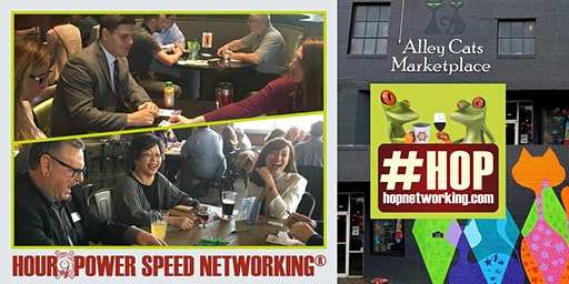 HOP PM Business Networking Alley Cats Marketplace New Philadelphia *Open to all!