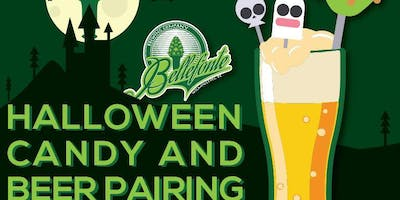Bellefonte Halloween Candy and Beer Pairing 4pm