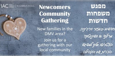 Newcomers community gathering