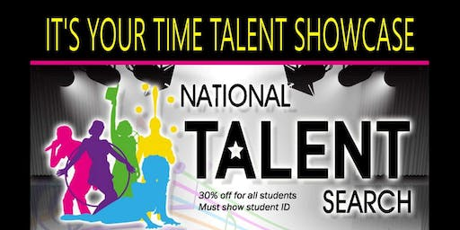 TALENT SHOWCASE & FAMILY DAY PARTY