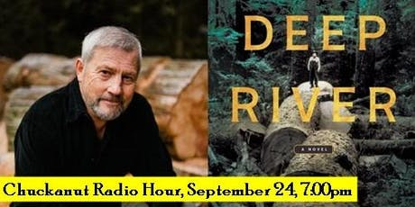 Chuckanut Radio Hour Featuring Karl Marlantes tickets