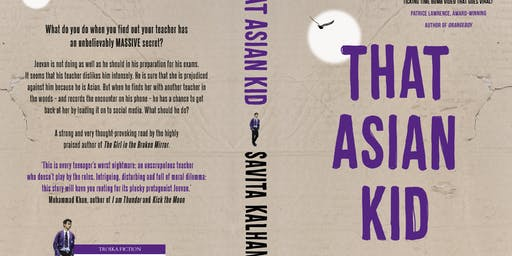 """""""That Asian Kid"""" Book Launch"""