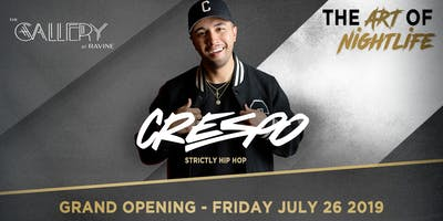 Grand Opening of The Gallery at Ravine featuring CRESPO