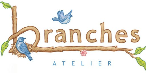 Branches Atelier Parent Tour for 8/12/2019  4:00-6:00