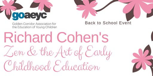 GoAEYC's Back to School Event featuring Richard Cohen