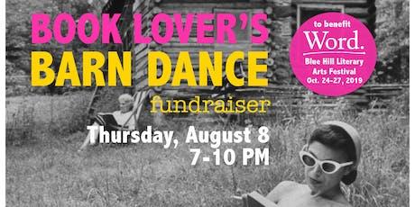Book Lover's Barn Dance tickets