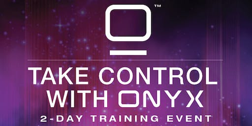 ONYX 2 Day Boston Training - July 22-23, 2019