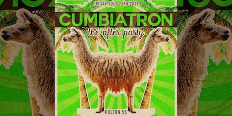 ¡Cumbiatron!: The After Party tickets