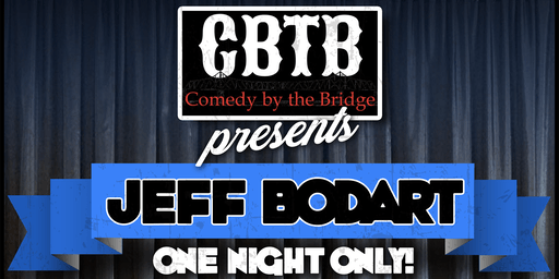 Jeff Bodart Live   7/27. @8PM