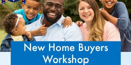 Learn & Win Door Prizes July 20 - New Home Buyer Workshop