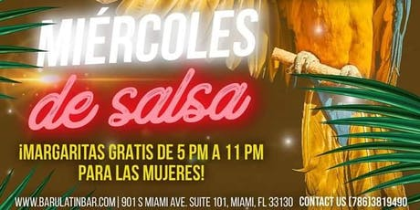 Live Salsa, Wednesdays 11PM! tickets