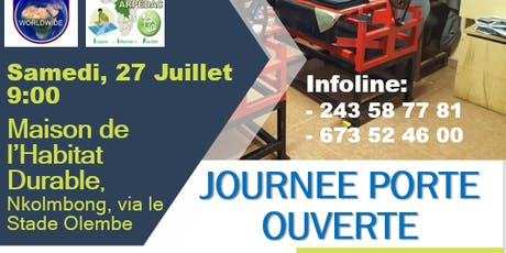 JOURNEE PORTE OUVERTE  tickets