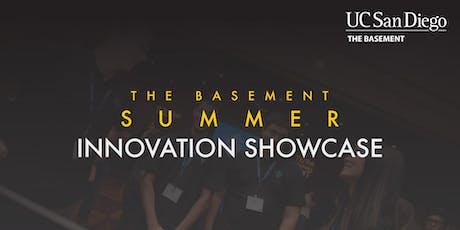 Basement Summer Innovation Showcase tickets