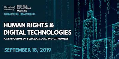 Human Rights and Digital Technologies Symposium