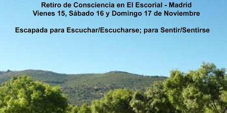 Retiro de Consciencia en el Escorial tickets