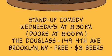 The Fancy Show - Stand-Up Comedy at The Douglass - JULY 17TH tickets