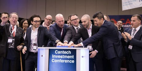 Cantech Investment Conference 2020 tickets