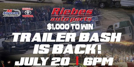 NASCAR Whelen All American Series and Riebe's Auto Parts Trailer Bash tickets