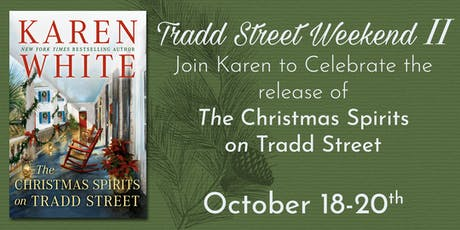 Karen White Tradd Street Weekend II tickets