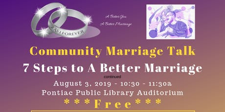 Community Marriage Talk tickets