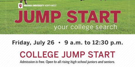 Jump Start Your College Search tickets