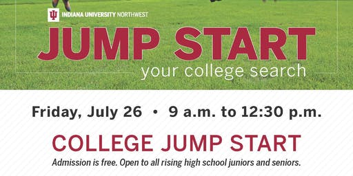 Jump Start Your College Search