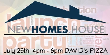 NEWHOMES.house LAUNCH PARTY tickets