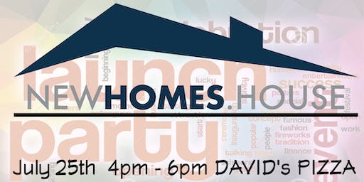 NEWHOMES.house LAUNCH PARTY