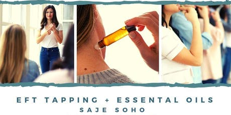 Holistic Relief for Stress and Burnout with EFT Tapping and Essential Oils tickets