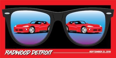 RADwood Detroit - 1980s/1990s Car Show