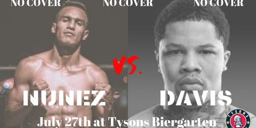 No Cover: Davis vs. Nunez