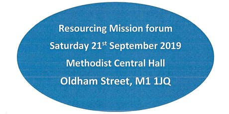 District Resourcing Mission Forum tickets