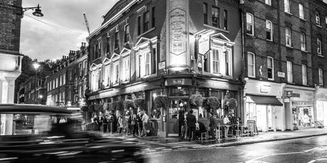 Oxford10 Drinks & Pizza at The Marylebone tickets