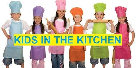 August Kids in the Kitchen! tickets