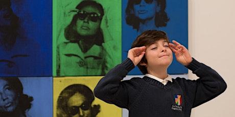 Open School Day tickets