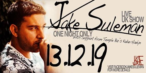 Jake Suleman Live UK