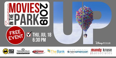 Movies in the Park: UP! tickets