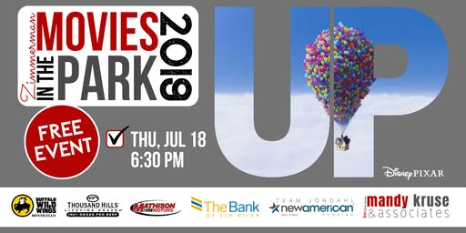 Movies in the Park: UP!