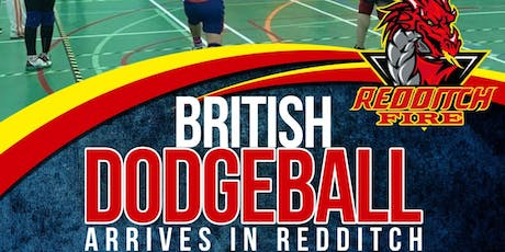 Redditch Fire Dodgeball - OPEN SESSION tickets