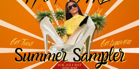 Dance 411 Presents: The Hot Girl Summer Sampler 2019 tickets