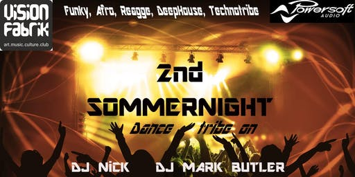 2nd Sommernight Dance Tribe On