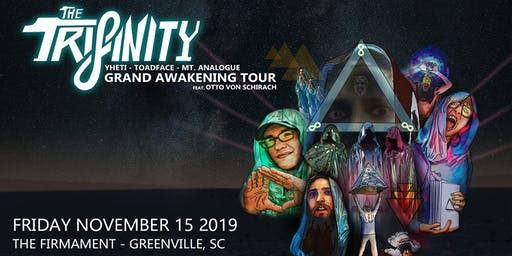 Trifinity Grand Awakening Tour