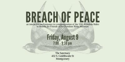 Breach of Peace: A Commemoration of the Freedom Riders of 1961